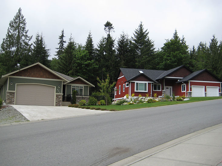 New Homes in Lake Cowichan